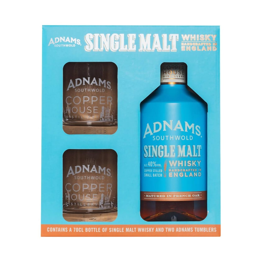 Adnams Single Malt Whisky 0,7 L