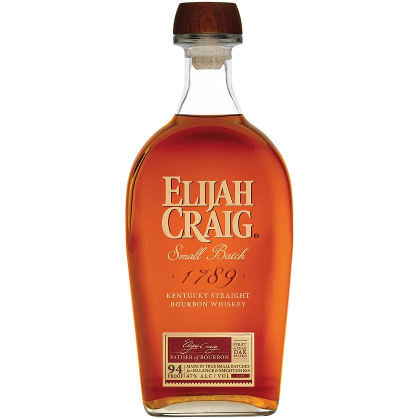 Elijah Craig Small Batch Straight Bourbon Whiskey 0,7 L
