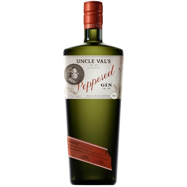 Uncle Vals Peppered Gin 0,7l
