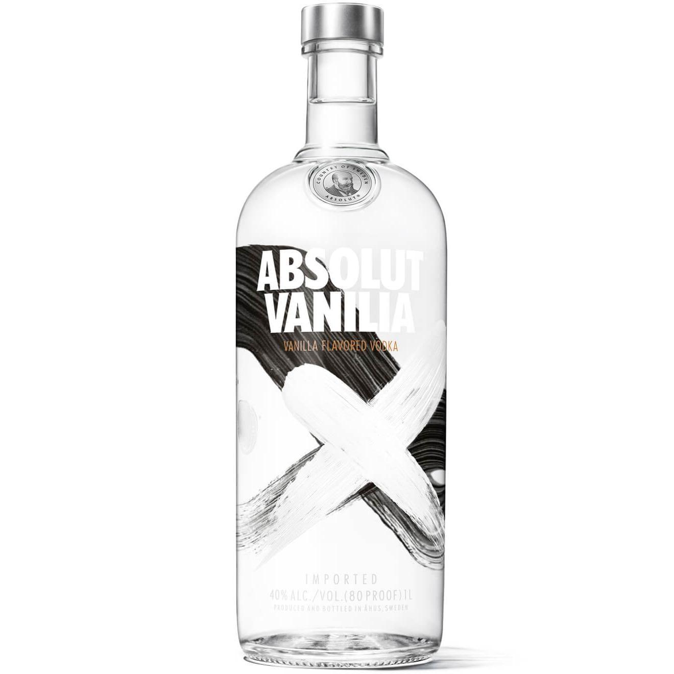 Absolut Vodka Vanilia 1 L Bei Rewe Online Bestellen