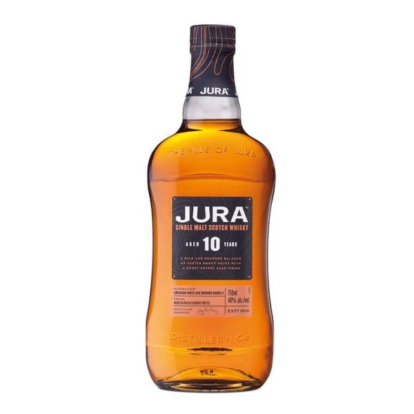 Isle of Jura 10 Years 0,7l