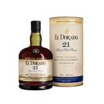 El Dorado 21 Years 0,7 L