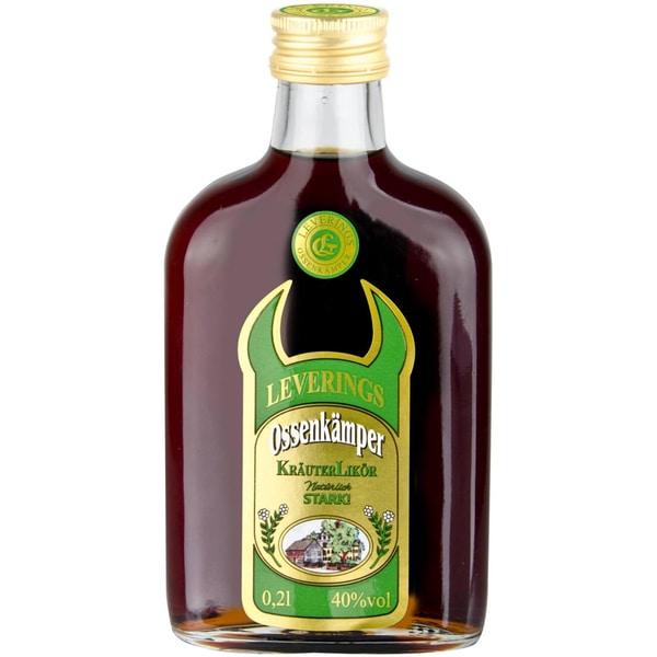Ossenkämper Kräuterlikör Taschenflasche 0,2l