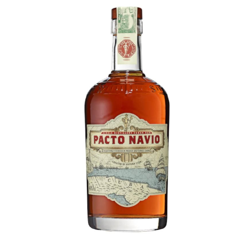 Havana Club Pacto Navio 0,7 L