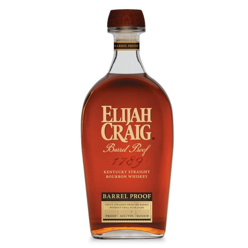 Elijah Craig Bourbon Whiskey Barrel Proof 0,7l