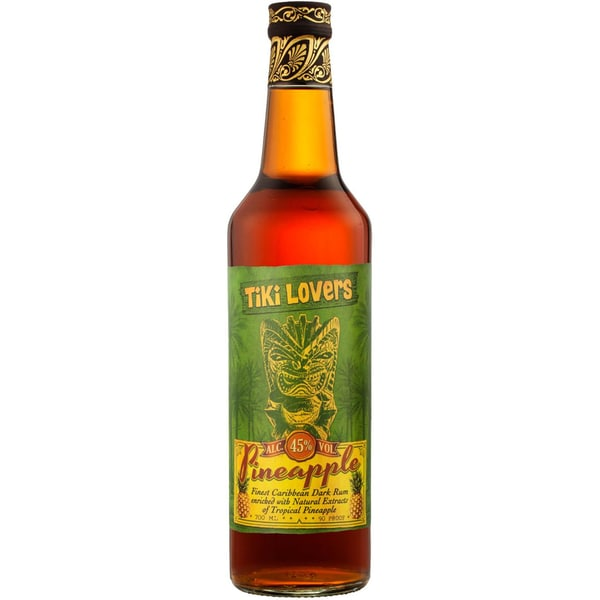 Tiki Lovers Pineapple 0,7l
