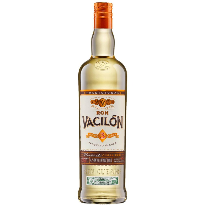 Ron Vacilon Anejo 3 Anos Rum 1 L