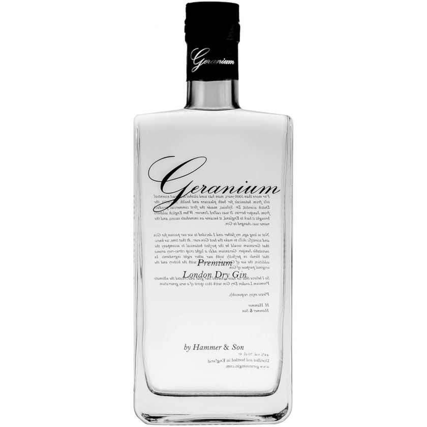 Geranium Gin 44% 0,7 L