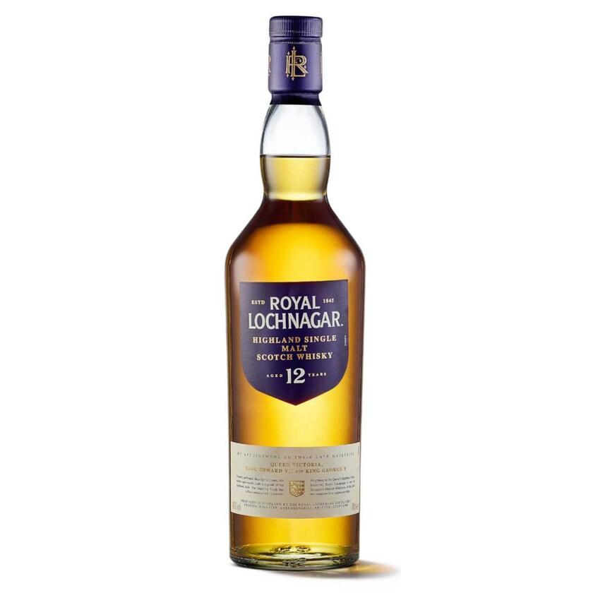 Royal Lochnagar 12 Jahre 40%, Single Highland Malt 0,7 l