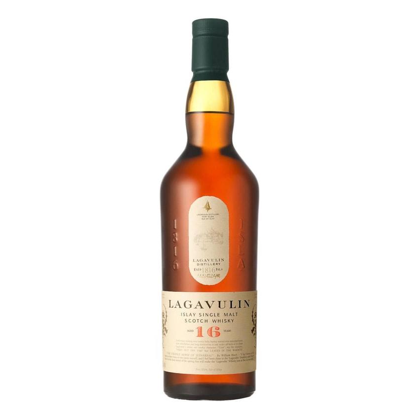 Lagavulin 16 Years Islay Single Malt Scotch Whisky 0,2 L