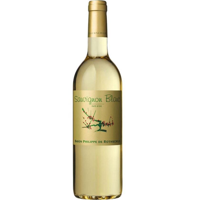 Rothschild Les Cpages Sauvignon Blanc I.G.P. Pays d'Oc 0,75 l