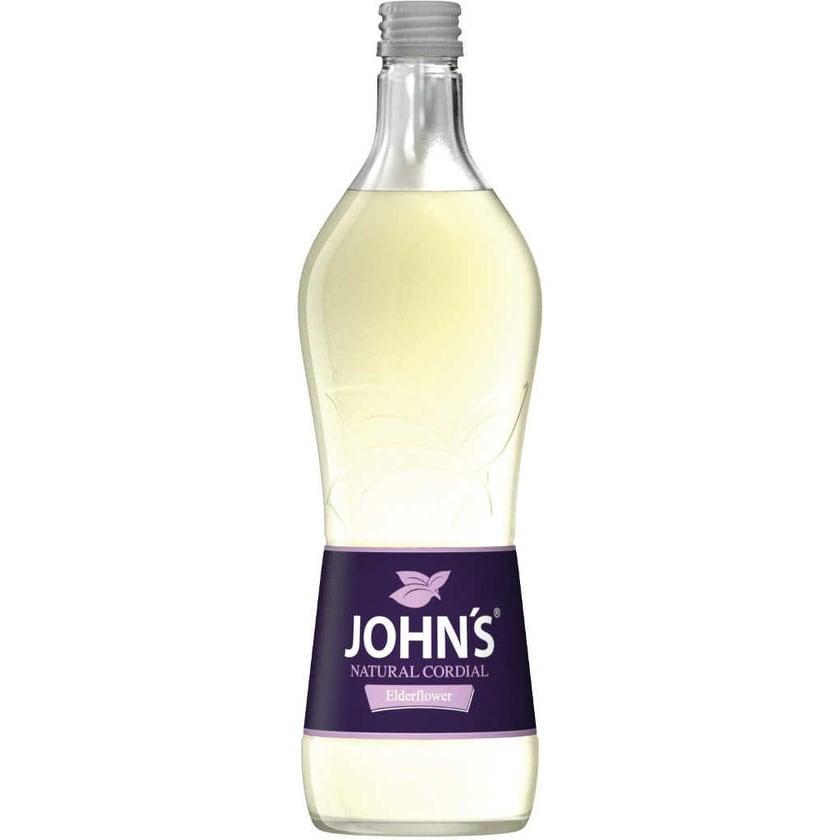 John's Holundersirup 0,7 Liter
