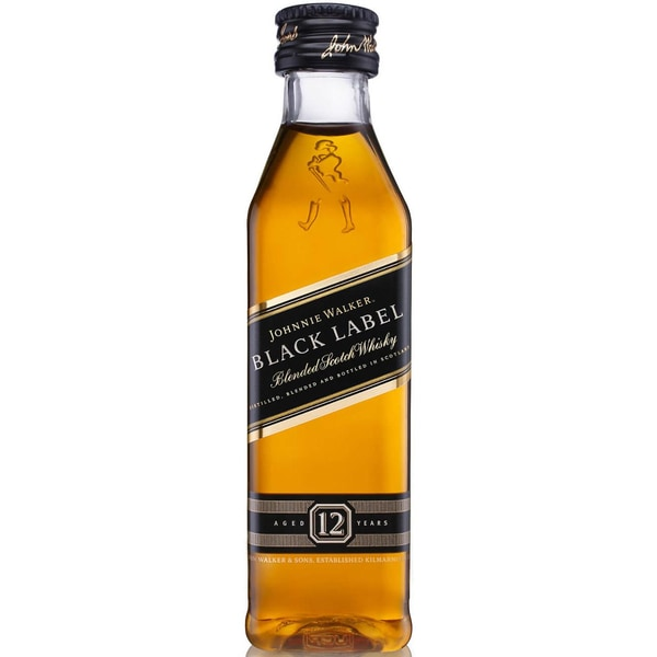 Johnnie Walker Black Label Mini 0,05 L