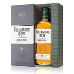 Tullamore Dew 14 Years Irish Whiskey Single Malt 0,7l