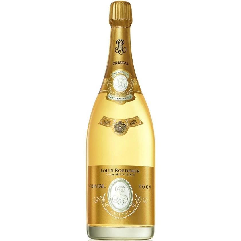 Louis Roederer Champagner Cristal 2009 1,5 l