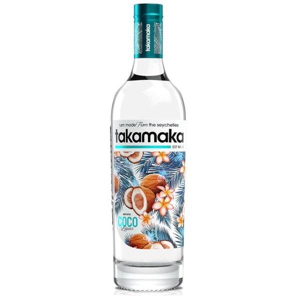 Takamaka Coco Kokos-Likör 0,7 L