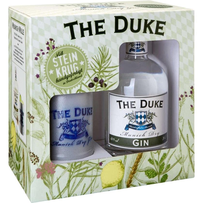 The Duke Munich Dry Gin mit Steinkrug 0,7l