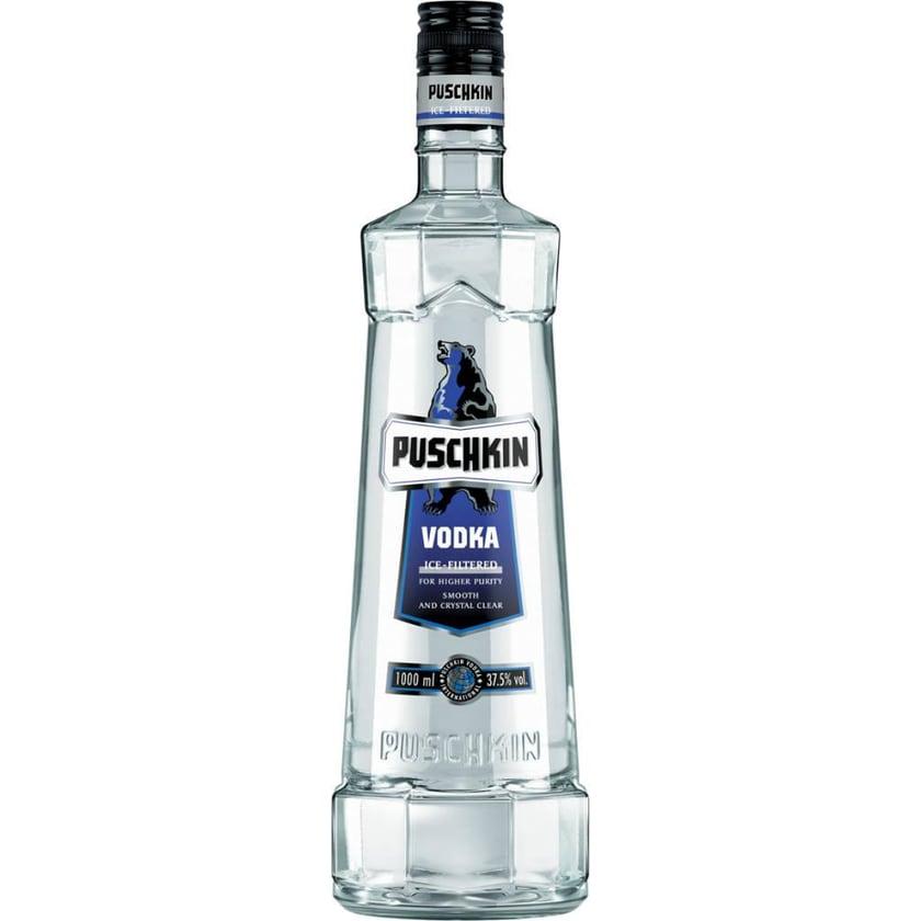Puschkin Vodka 1l
