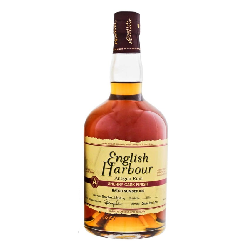 English Harbour Sherry Cask Rum 0,7 L