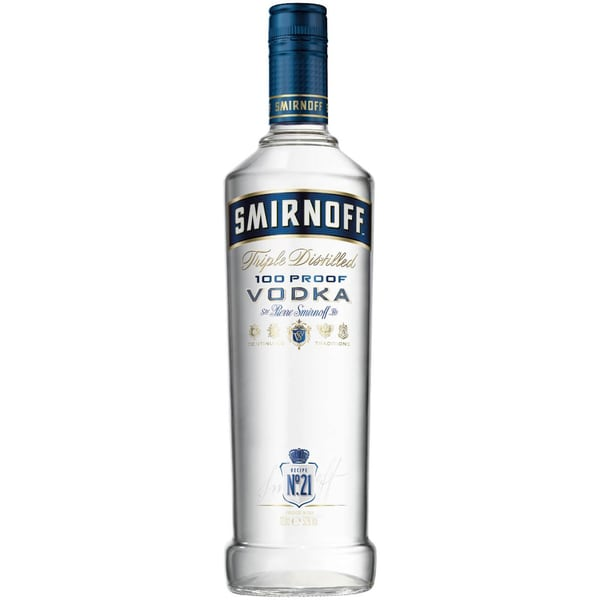 Smirnoff Blue Label 1 L