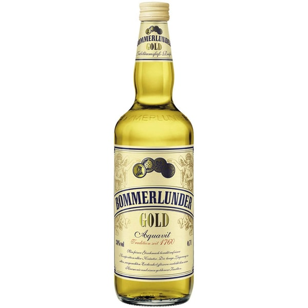 Bommerlunder Gold Aquavit 0,7l