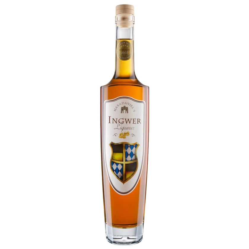Max & Daniel`s Ingwer Liqueur 0,7 L