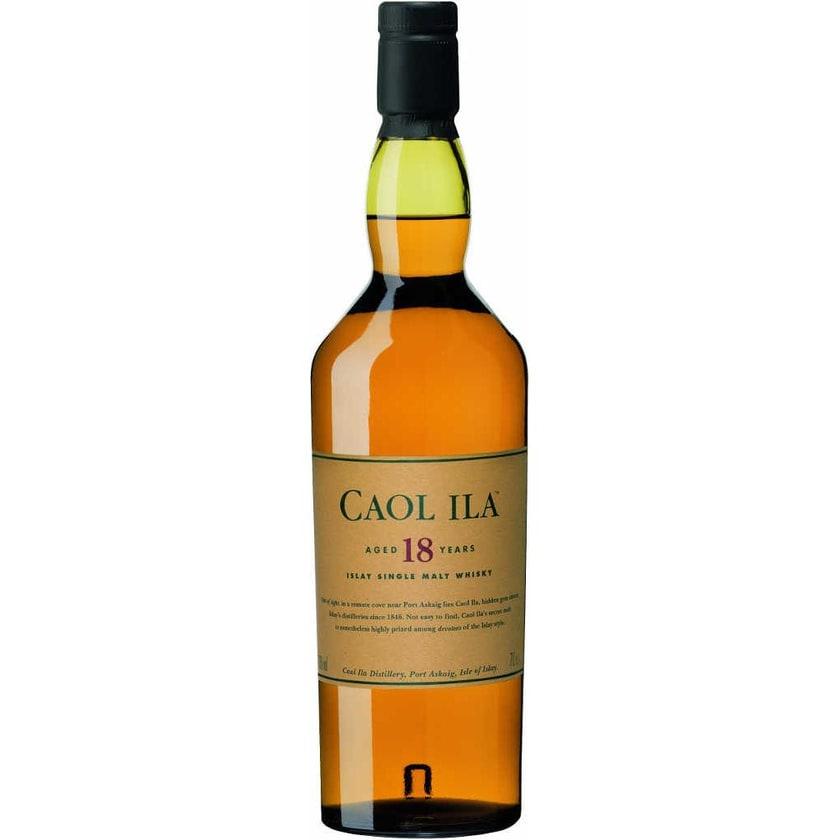 Caol Ila Whisky 18 Jahre 0,7l
