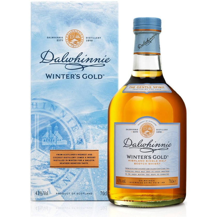 Dalwhinnie Winters Gold 0,7 L