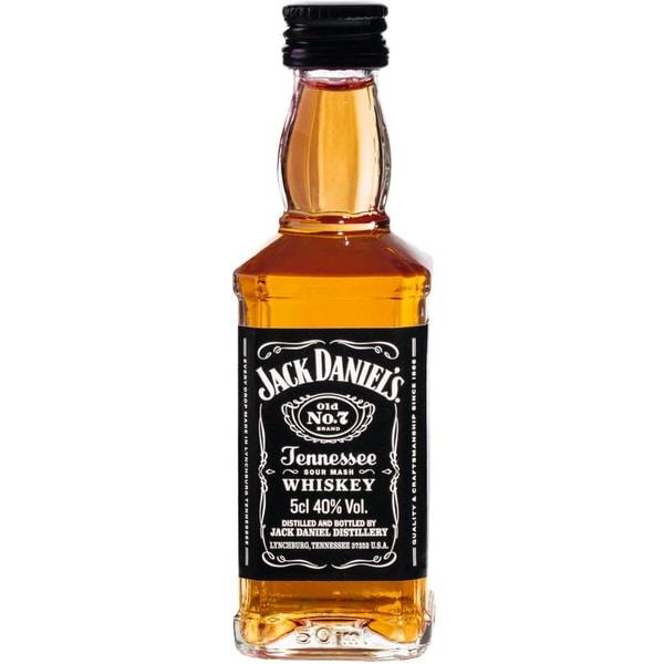 Jack Daniels Old No.7 Mini 0,05 L