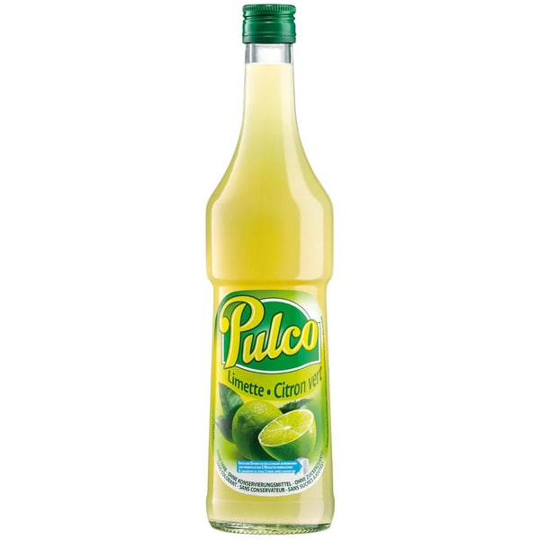 Pulco Limette 0,7 L