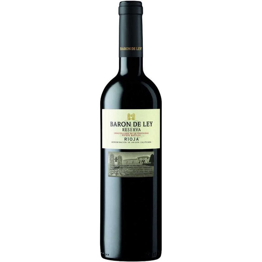 Baron de Ley Reserva Rotwein 2012 1,5l