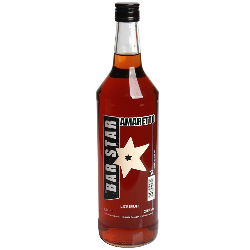 Bar Star Amaretto 1 L