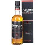Tomatin Whisky 12 Jahre 0,7l
