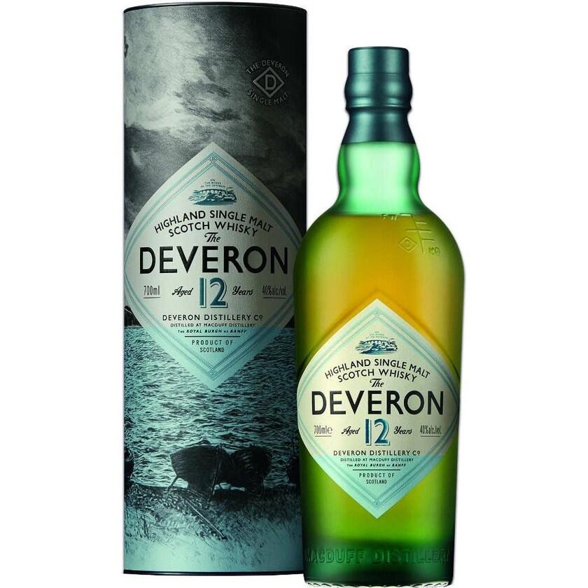 The Deveron Whisky 12 Jahre 0,7l