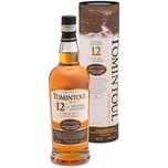 Tomintoul Oloroso-Sherry Whisky 12 Jahre 0,7l