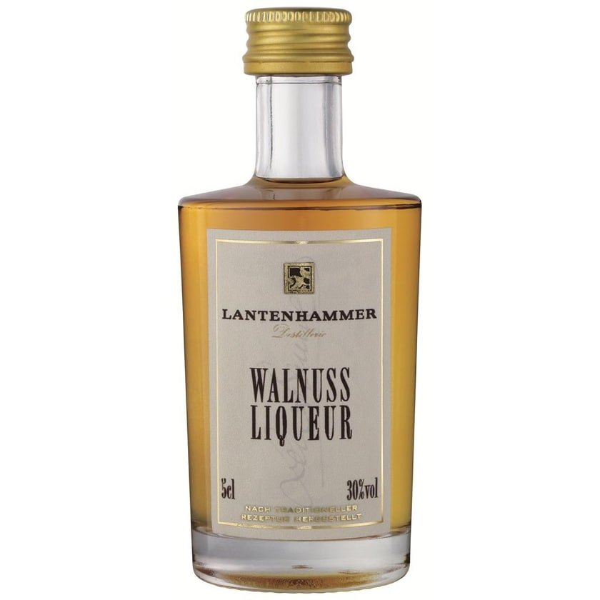 Lantenhammer Walnuss Likör Mini 5cl