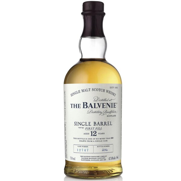 Balvenie Single Barrel 0,7 L