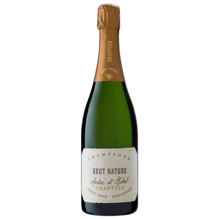 Champagne Drappier Brut Nature Zero Dosage 0,75l