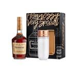 Hennessy VS Cognac 0,7 Liter in Geschenkbox mit Shaker