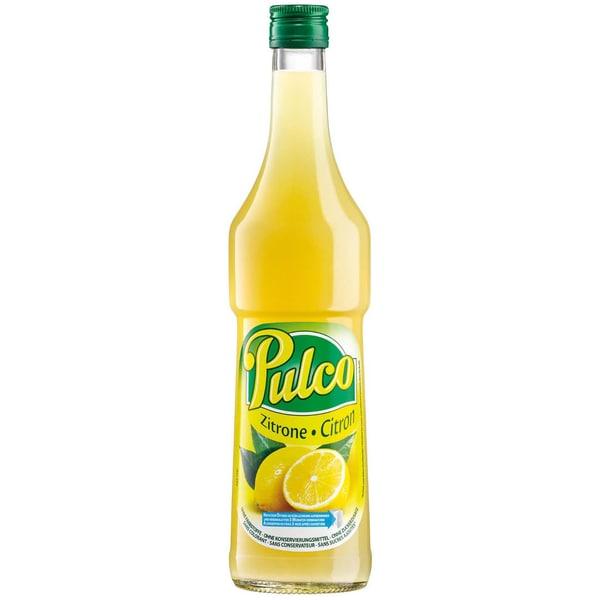 Pulco Zitrone 0,7 L
