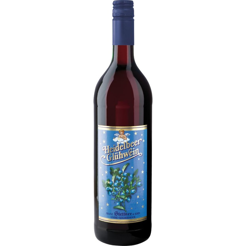 Heidelbeer Glühwein 0,75l