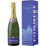 Pommery Champagner Brut Royal in Geschenkverpackung