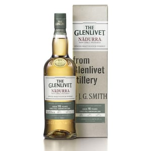 The Glenlivet Nadurra 16 Years Cask Strenght 0,7 L