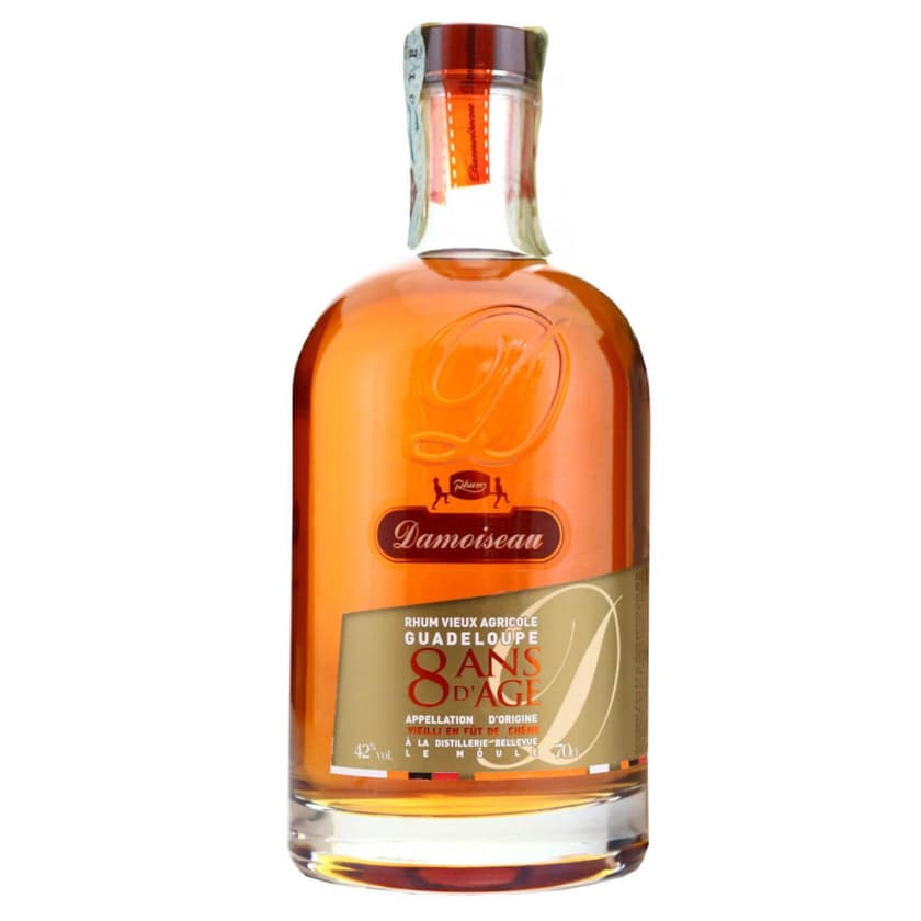 Damoiseau Rhum Vieux 8 yrs. 0,7l