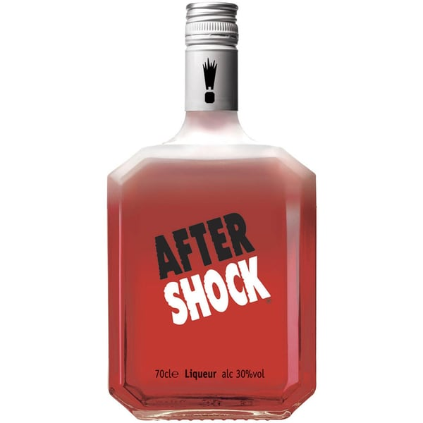 After Shock Hot & Cool Cinnamon 0,7l