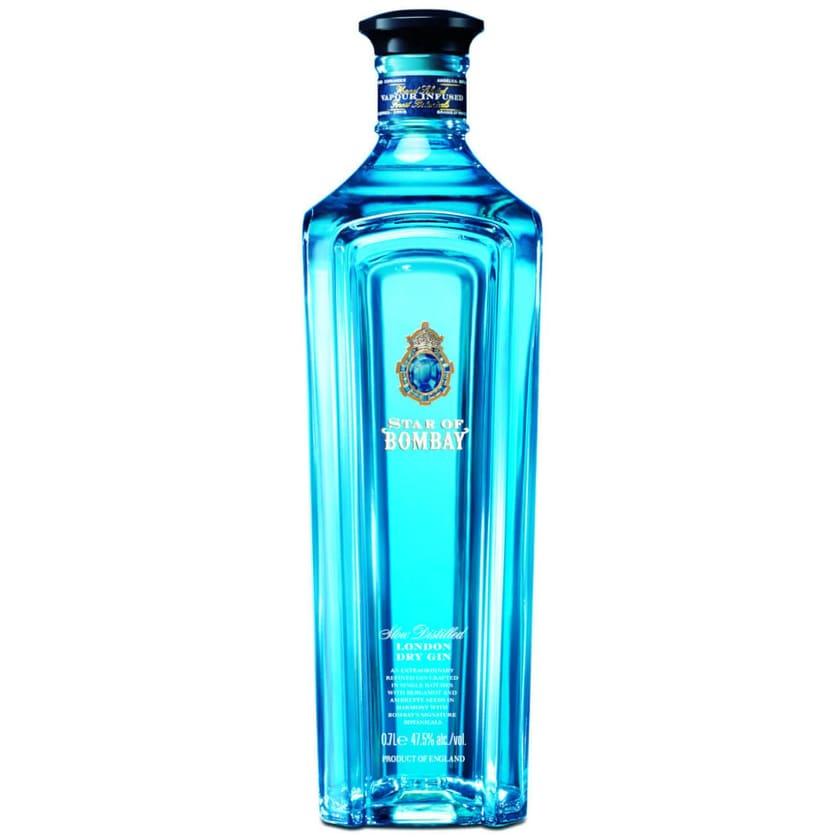 Star of Bombay Gin 0,7 L