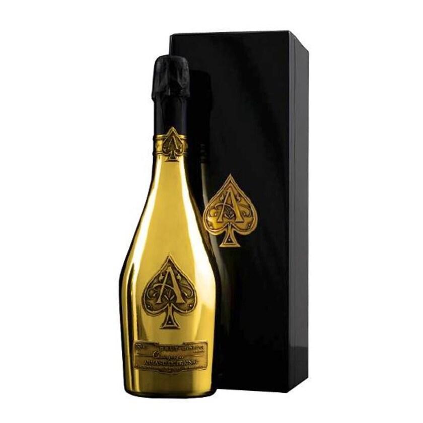 Armand de Brignac Champagner Brut Gold 0,75 l