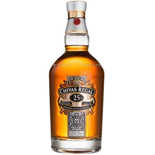 Chivas Regal 25 Jahre Scotch Whisky 0,7l