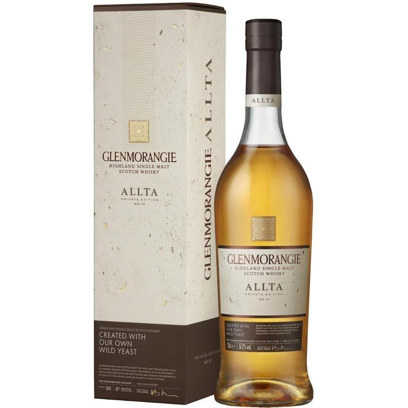 Glenmorangie Whisky Allta 0,7l