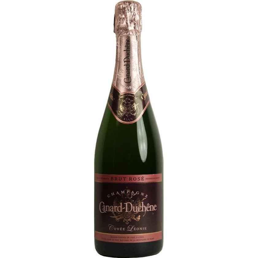 Canard Duchene Champagner Cuvèe Léonie Rosé 0,75l